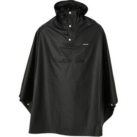 Tretorn Pu Light Rain Poncho jet black